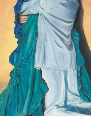 """Cris Man Limited Edition Museum Quality Giclée: """"Need for Forgiveness"""""""