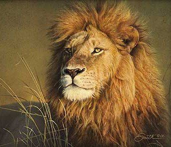 """Daniel Smith Handsigned and Numbered Limited Edition Canvas Giclee: """"The Sublime"""""""