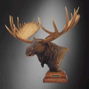 "Danny Edward Limited Edition Sculpture: ""Mountain Shadow"""