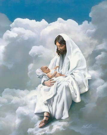 """Danny Hahlbohm Handsigned and Numbered Limited Edition Print:""""Born Again"""""""