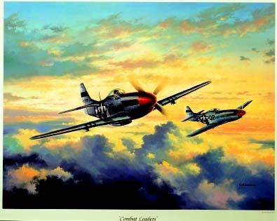 """David Poole Hand Signed and Numbered Limited Edition: """"Combat Leaders"""""""