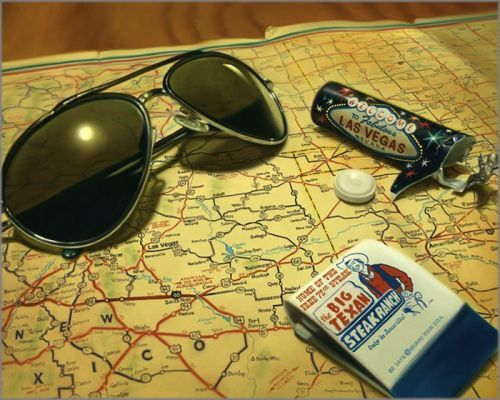 """Doug Bloodworth limited edition giclée on canvas:""""Road Map"""""""