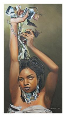"""Edwin Lester Limited Edition Signed Lithograph Ed. 750:""""Free Yourself"""""""