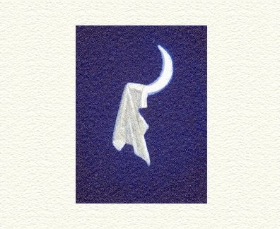 """Fanny Brennan Limited Edition Hand-Crafted Lithograph: """" Moon Catch """""""