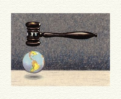 """Fanny Brennan Limited Edition Hand-Crafted Lithograph: """" Suspended Sentence """""""