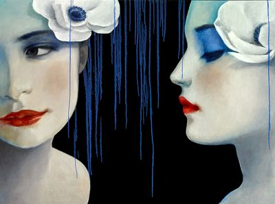 """FranÇois Fressinier Signed And Numbered Limited Edition Hand-pulled Serigraph:""""A Journey Into Worlds"""""""