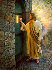 """Greg Olsen© Hand Signed and Numbered Limited Edition:""""Let Him In"""""""