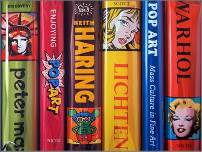 "J. Scott Nicol limited edition giclée on canvas:""Mega Pop"""