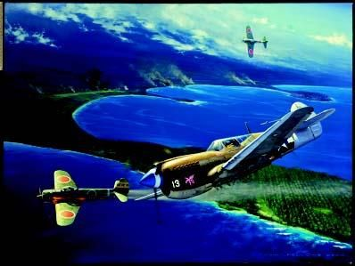 """Jack Fellows Hand Signed and Numbered Limited Edition: """"Escape from Cape Moem"""""""