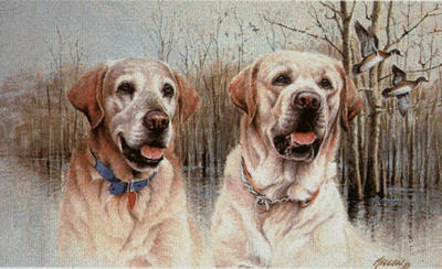 """Jim Killen Limited Edition Print: """"Old Buck-Young Jeb"""""""