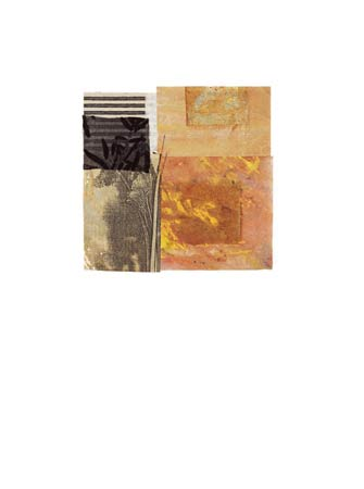"""Joan Schulze Signed and Numbered Limited Edition Giclée on Somerset Velvet Paper:""""Haiku #67"""""""