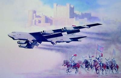 """Jody F. Sjogren Hand Signed and Numbered Limited Edition: """"Mighty Fortress"""""""