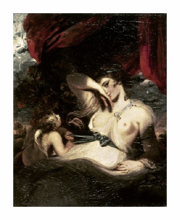 "Joshua Reynolds Fine Art Open Edition Giclée:""Venus and Amor"""