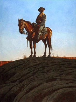 """Kadir Nelson Hand signed and Numbered Limited Edition Print :""""Morning Patrol"""""""