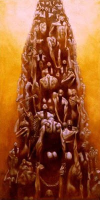 """Kadir Nelson Hand signed Limited Edition Print :""""Stairway to Heaven"""""""