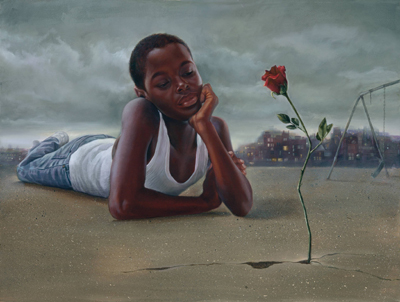 """Kevin A. Williams (WAK) Signed and Numbered Limited Edition Print:""""Still I Rise"""""""