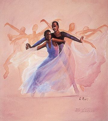 """Lavarne Ross Limited Edition Print:""""Morning Glory"""""""