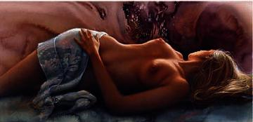 "Lee Bogle Limited Edition Print:""Of Lace and Shadows"""