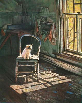 """Lee Cable Limited Edition Print: """"A Place in the Sun"""""""