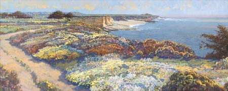 """Lois Johnson Signed and Numbered Limited Edition Giclée on Museo Paper:""""North Coast I"""""""