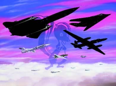 """Mike Machat Hand Signed and Numbered Limited Edition: """"Lockheed Legends"""""""