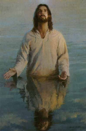 """Morgan Weistling Limited Edition Print: """"The Reflection of God"""""""