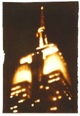 """Paul Chojnowski Signed and Numbered Limited Edition Suite on Giclée paper: """"Empire State"""""""