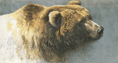 "Robert Bateman Limited Edition Paper Print:""Keeper Of The Land"""