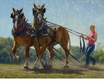 Robert Duncan Limited Edition Canvas Giclee Editions