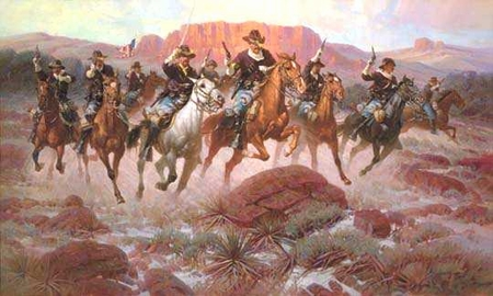 """Robert Summers Hand Signed & Numbered Limited Edition Giclee on Paper: """"Palo Duro"""""""