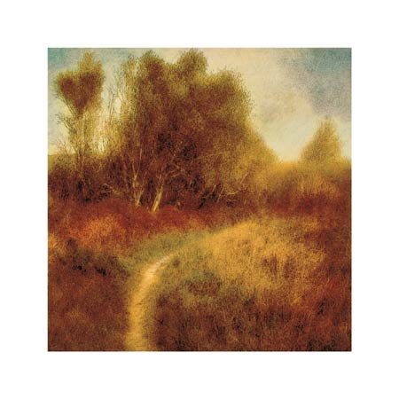 "Sally Wetherby Signed and Numbered Limited Edition Giclée on Somerset Velvet Paper:""Near Inverness II"""