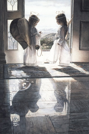 "Steve Hanks Limited Edition Print: ""Count Your Blessings"""