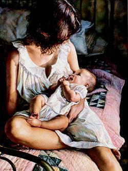 """Steve Hanks Limited Edition Print: """"In the Eyes of the Innocent"""""""
