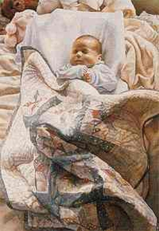 "Steve Hanks Limited Edition Print: ""Small Miracle"""