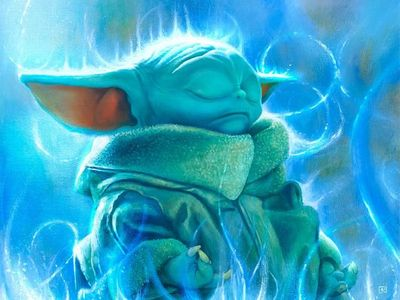 """Akirant Star Wars Limited Edition Canvas Giclee:""""Call the Jedi"""""""