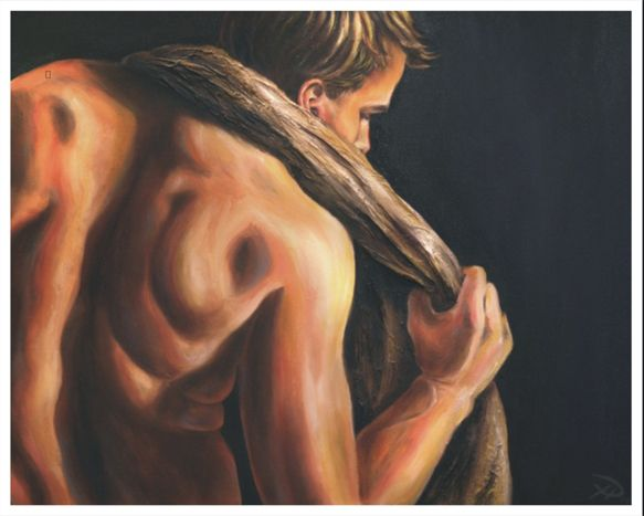 """Tanya Jean Peterson Handsigned and Numberd Giclee on Canvas:""""Renewal"""""""