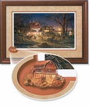 Terry Redlin Framed Cameo Editions