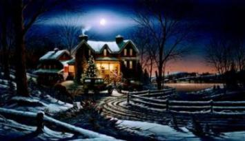 """Terry Redlin Limited Edition Print: """"And Crown Thy Good"""""""