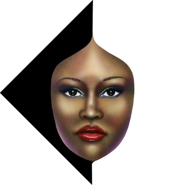 """Terry Wilson Hand Signed and Numbered Limited Edition Canvas Giclee: """"Ebony Ivory"""""""