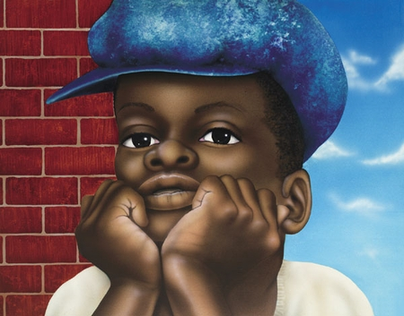 """Terry Wilson Hand Signed and Numbered Limited Edition Giclee: """"Sky's The Limit"""""""