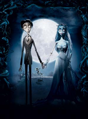 Tim Burton S Corpse Bride Limited Edition Fine Art Giclee Print On Paper Till Death Do Us Part Tim Burton Corpse Bride Art