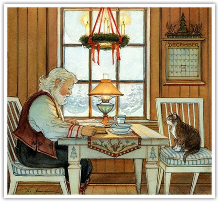 "Trisha Romance Hand Signed and Numbered Limited Edition Giclee:""A Christmas Prayer"""