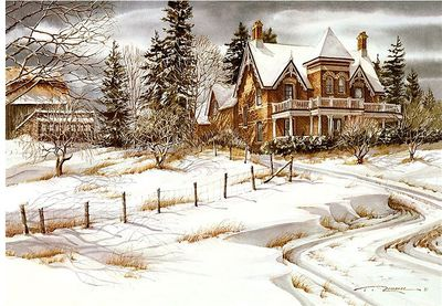 """Trisha Romance Hand Signed and Numbered Limited Grand Legacy Edition Canvas Giclee:""""Victorian Majesty"""""""