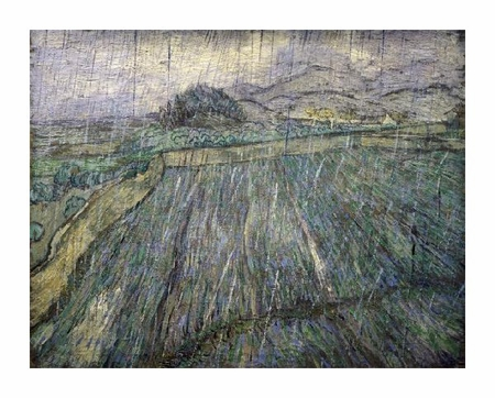 "Vincent Van Gogh Fine Art Open Edition Giclée:""The Storm"""