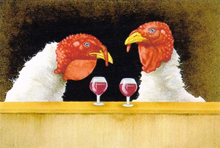 """Will Bullas Fine Art Signed Open Edition Paper :""""The Wine Goblets"""""""