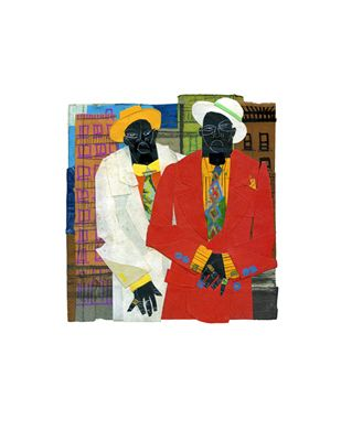 """Willie Torbert Limited Edition Signed Giclee Ed. 100:""""Self Employed"""""""