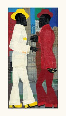 """Willie Torbert Limited Edition Signed Giclee Ed. 275:""""Decked Out"""""""