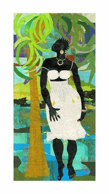 """Willie Torbert Limited Edition Signed Giclee:""""The Wind Beneath My Feet"""""""