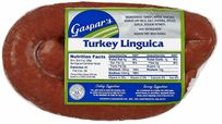 Gaspar's Turkey Linguica 1 lb.