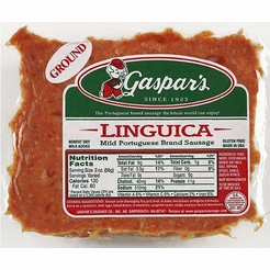 Gaspars Ground Linguica 1 lb.